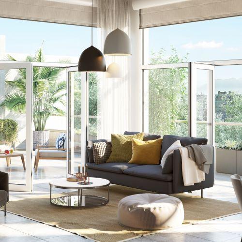 logement neuf intérieur Les Jardins d'Alba - Marseille