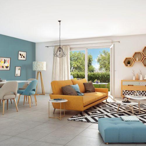 logement neuf intérieur 1 Nouvel'R - SECLIN