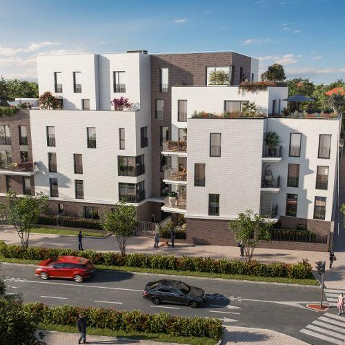 logement neuf extérieur CARACT'R - Rueil-Malmaison