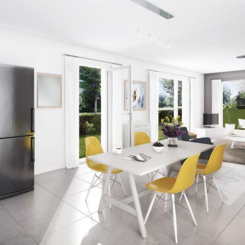 logement neuf intérieur Oxalis - FROUZINS