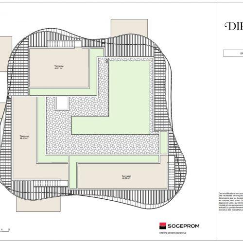 logement neuf plan 11 Diptyque - LE VESINET