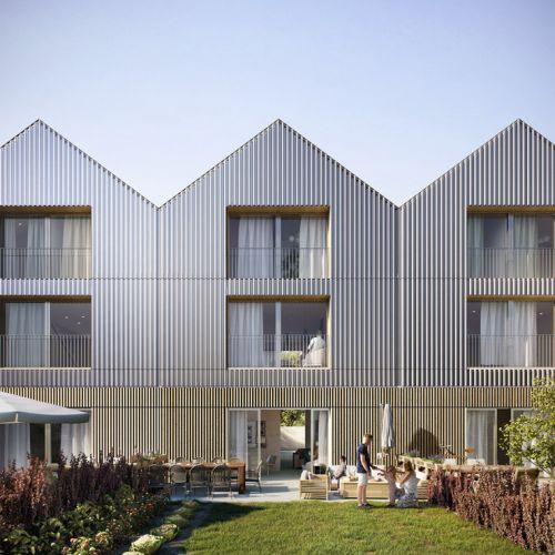 logement neuf extérieur EUREKA - VITRY SUR SEINE