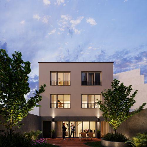 logement neuf extérieur Le 18 - ASNIERES-SUR-SEINE