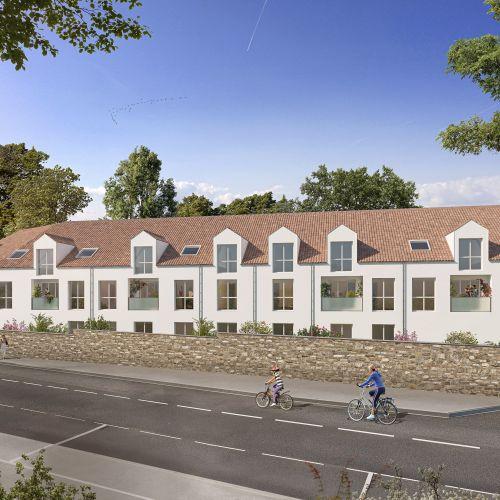 logement neuf extérieur Les Bruyères - THOIRY