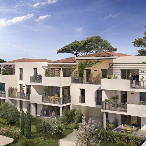 logement neuf extérieur 1 La Restanque - Venelles