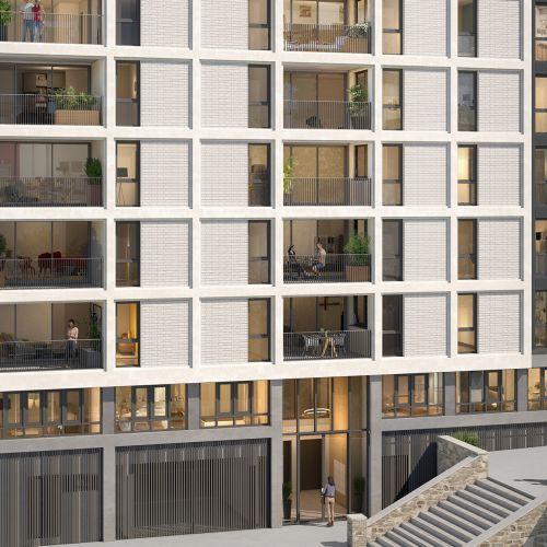 logement neuf extérieur 3 Atelier Cambronne - NANTES