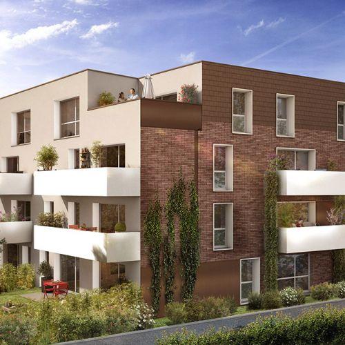 logement neuf extérieur LE 133 - HEM