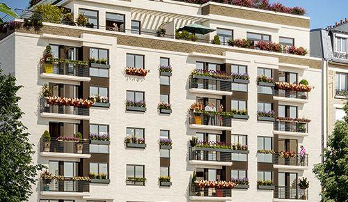logement neuf extérieur Boulogne Confidentiel - Boulogne-Billancourt