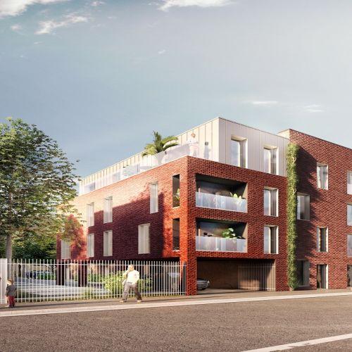 logement neuf extérieur  1LES JARDINS DU 126  - CROIX