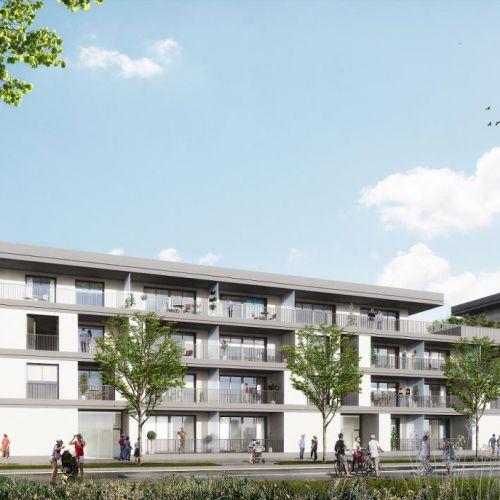 logement neuf extérieur 1 VIEW PARK - BLAGNAC