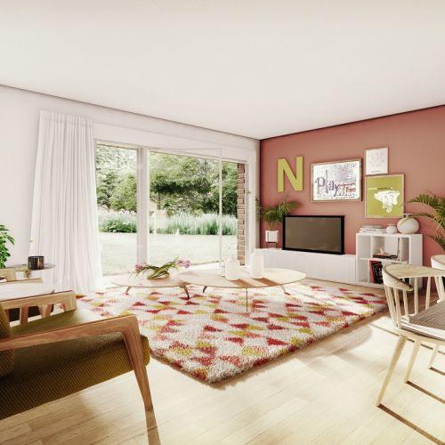 logement neuf intérieur LES JARDINS DU 126  - CROIX
