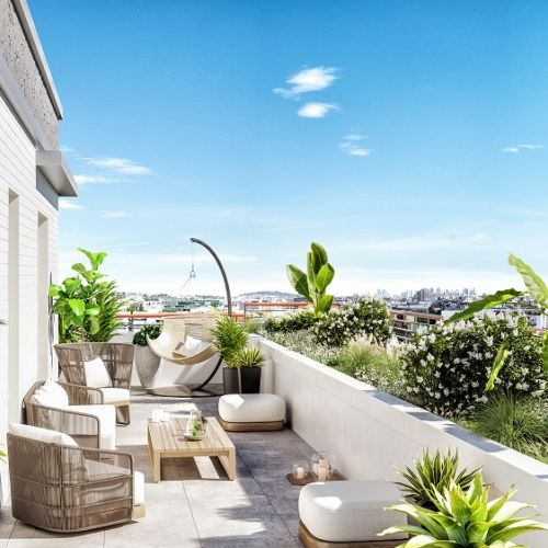 logement neuf extérieur 4 Boulogne Confidentiel - Boulogne-Billancourt