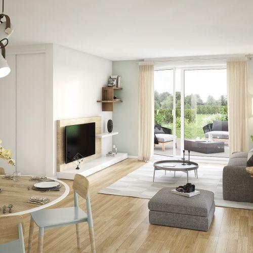 logement neuf intérieur Le clos Lucie - MONS EN BAROEUL