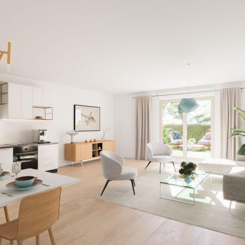 logement neuf intérieur TANDEM - EYSINES