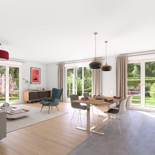 logement neuf intérieur Symphonie - GAGNY