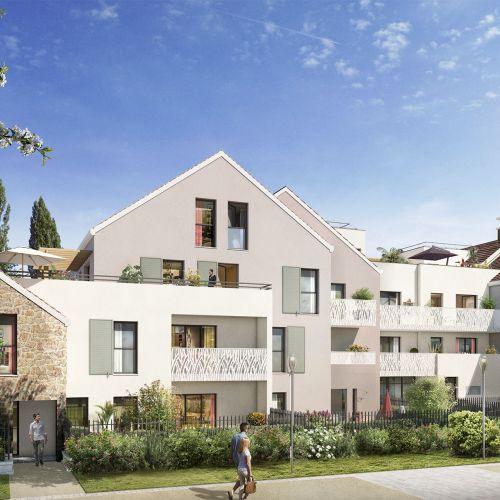 logement neuf extérieur Coeur de ville - ST REMY LES CHEVREUSE