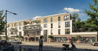 logement neuf extérieur CARACT'AIR - L HAY LES ROSES