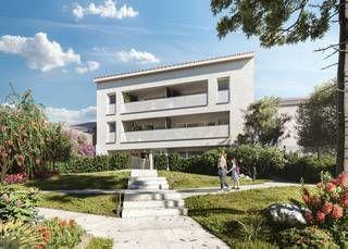 logement neuf extérieur AGORA - Saint-Jory