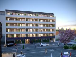 logement neuf extérieur VILLA JOCARI - JOUE LES TOURS