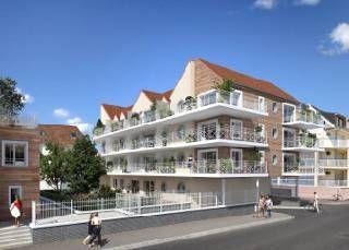 logement neuf extérieur LE SEMAPHORE - FORT MAHON PLAGE