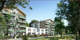 logement neuf extérieur L'OREE DU BOIS - MARLY