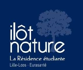 logo programme L'ILOT NATURE - LOOS