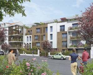 logement neuf extérieur RESIDENCE BERNY - VILLEPARISIS