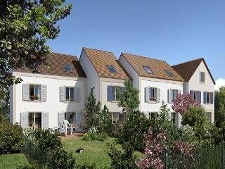logement neuf extérieur LES VILLAS DE MAUBUISSON - ST OUEN L AUMONE
