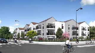 logement neuf extérieur L'ORANGERIE - VIRY CHATILLON