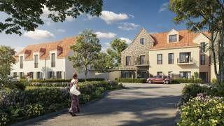logement neuf extérieur O'RIGINE - ORRY LA VILLE