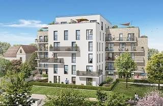 logement neuf extérieur HARMONIE - ARGENTEUIL