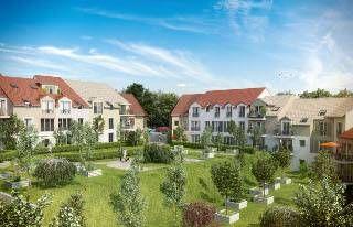 logement neuf extérieur PLEIN CIEL - CHALIFERT