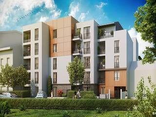 logement neuf extérieur LE PETIT KENNEDY - VIRY CHATILLON