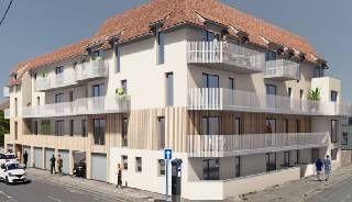 logement neuf extérieur LES OYATS - FORT MAHON PLAGE