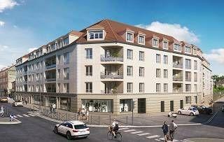 logement neuf extérieur PLEIN R - BROU SUR CHANTEREINE