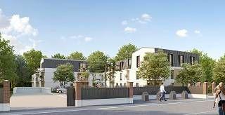 logement neuf extérieur LE DOMAINE DU PARC - BOUFFEMONT