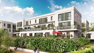 logement neuf extérieur LES TERRASSES DE BEL AIR - PERSAN