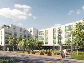 logement neuf extérieur VER'TIGE - VILLENAVE D ORNON