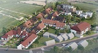 logement neuf extérieur NATURESSENCE - Sainghin-en-Weppes