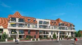 logement neuf extérieur EQUINOXE - CAYEUX SUR MER