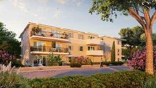 logement neuf extérieur L'ECRIN - LA SEYNE SUR MER