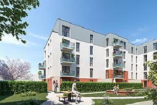 logement neuf extérieur L'INTERLUDE - LILLE