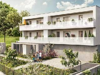 logement neuf extérieur TERRASSES DE GREZES - MONTPELLIER