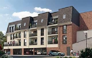 logement neuf extérieur LES 2 RIVES - Clairoix