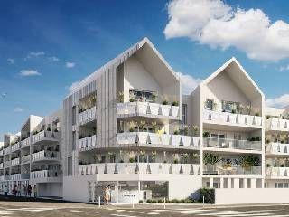 logement neuf extérieur AMARIA - LA ROCHELLE