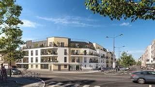 logement neuf extérieur LUMINANCE - MEAUX