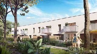 logement neuf extérieur LES ALLEES D'AMBROISE - AMIENS