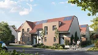 logement neuf extérieur LE CLOS SAINT FIRMIN - LE CROTOY