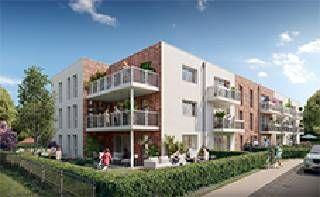 logement neuf extérieur LE CLOS DU CHÊNE - Nieppe
