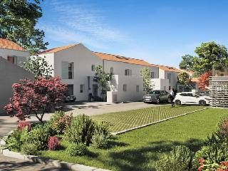 logement neuf extérieur PAVILLONS DES ARTS - ST XANDRE